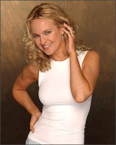 Photo of Soap Opera Character Sharon Newman